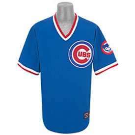 Chicago Cubs 1982 Replica Road Jersey by Wrigleyville Sports