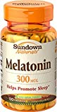 Melatonin 300 mcg 240 Tablets (in 2 bottles)