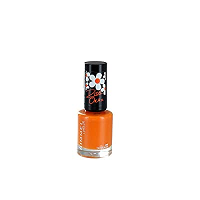 Rimmel London 60 Seconds Super Shine Nail Polish By Rita Ora - 8 ml