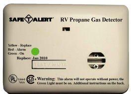 Safe-T-Alert Mini Flush Mount Series LP Gas Alarm (Carbon Monoxide Detector Camper compare prices)