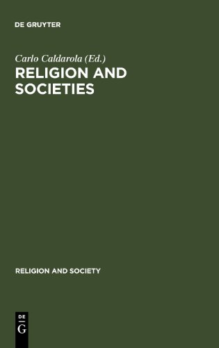 Religion and Societies: Asia and the Middle East