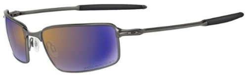 Oakley Square Wire Polarized Fishing Specific Sunglasses