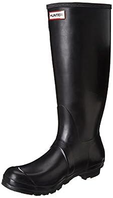 New Hunter Original Tall Black Ladies UK 9 / US 11