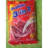 Instant Mix 3 in 1 New Ovaltine Chocolate Malt Flavour Made in Thailand