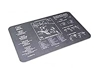 Glock Bench Mat from Glock