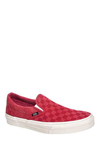 Men's Overwashed Classic Slip-On Sneaker