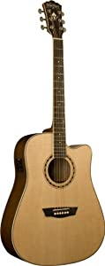 Washburn WD10 Series WD10SCE Acoustic Electric Guitar