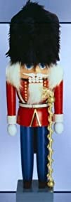 KWO British Drum Major German Nutcracker