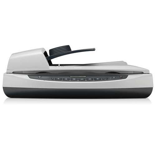 31SPH7YWAYL. SL500  HP Scanjet 8270 Document Flatbed Scanner (Silver/Black)