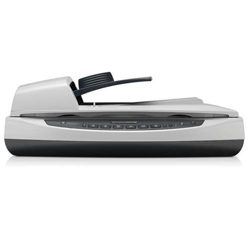 HP SJ8270 Document Flatbed Scanner (Silver/Black)