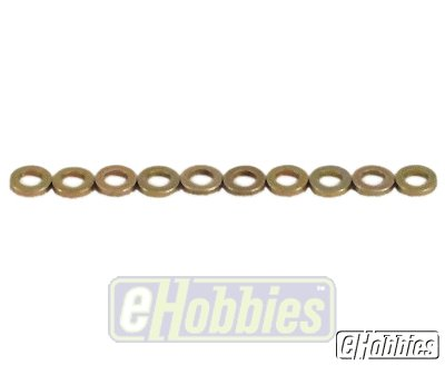Team Losi #4 Narrow Washers (Narrow Washer compare prices)