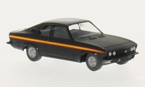 Opel-Manta-A-GTE-schwarzDekor-0-Modellauto-Fertigmodell-Wiking-187