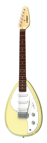 Vox Electric Guitar Mark Iii White Teardrop Type