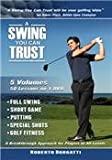 A Swing You Can Trust by Roberto Borgatti (over 2 Hour Tutorial GOLF DVD)