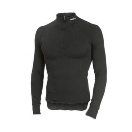 Craft 2013/14 Men's Zero Zip Mock Long Sleeve Base Layer - 190170