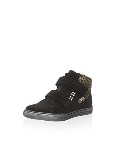 Richter Kinderschuhe Sneaker Alta [Nero]