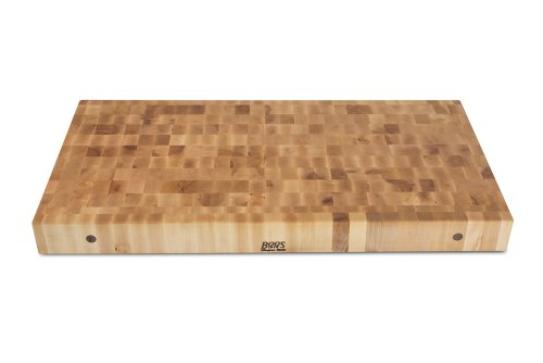 John Boos 48 By 24 By 4-Inch End Grain Chopping Block