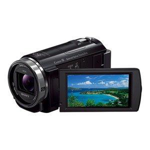 ソニー デジタルHDビデオカメラレコーダー Handycam CX535 ブラック HDR-CX535/B