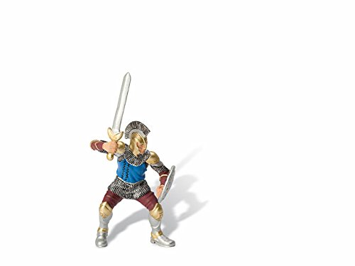Bullyland Blue Sword Knight