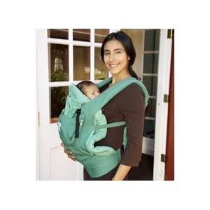 ERGO Baby Carrier Organic Infant Insert - Moss
