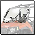Polaris UTV Ranger RZR Flip-Out Windshield - pt# 2878348