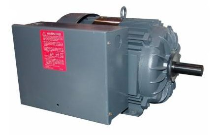 5 Hp 1800 Rpm 184T Frame (Farm Duty) 230V Century Electric Motor # K208M2
