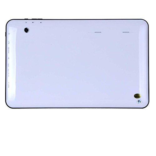 Poofek 10 1'' inch Google Android A31S Quad Core Tablet 16GB 1 2Ghz /  Android 4 4 Kitkat / 1GB DDR3 Ram / Dual Camera / HDMI Wifi Bluetooth