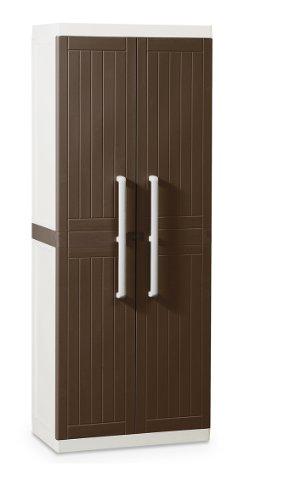 toomax-wood-line-s-armario-escobero-2-puertas-4-estantes
