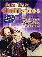 Los Tres Chiflados - 3.5 Horas de Loca Comedia!