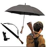 撃つ と 開く   ライフル 風  傘 (ライフル傘)