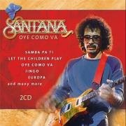 Original album cover of Oye Como Va by Santana