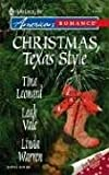 img - for Christmas, Texas Style: Four Texas Babies / A Texan Under the Mistletoe / Merry Texmas (Harlequin American Romance) book / textbook / text book