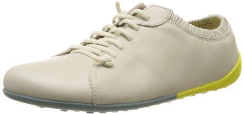 CAMPER Womens Peu Trainers 21183-026 Ivory 8 UK, 41 EU