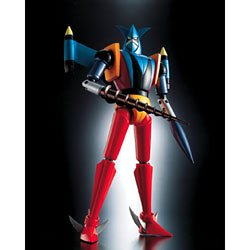 Gx-19 Getter Liger Die Cast Action Figure Soul of Chogokin