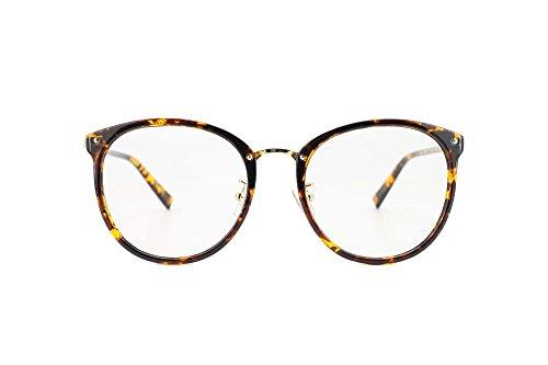 eyeyee-computer-and-gaming-glasses-for-women-lady-tortoise-round-shape-blue-light-blocking-ar-coatin