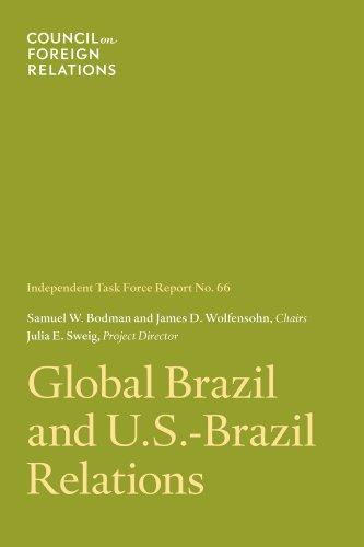 Global Brazil And U.S.-Brazil Relations