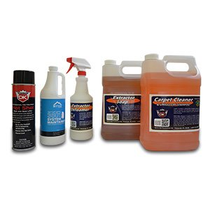 Detail King Extractor Chemical & Maintenance Deluxe Kit (Deluxe Auto Detail Kit compare prices)
