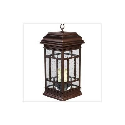 Westinghouse Solar LED Patio Lantern ~ Recharges in Sun u0026 Shade  sc 1 st  l& light fixture furniture & lamp light fixture furniture: Westinghouse: Solar LED Patio Lantern ...