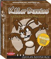 Chocolate Booster Killer Bunnies Card Game