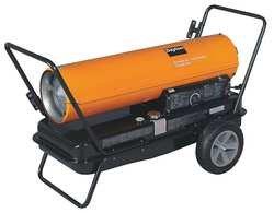 Dayton 3VE51 Oil Fired Heater, 170 K BtuH 120 V (Sq One Mall Hours)
