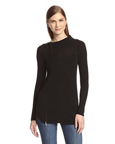 Cullen Women's Zipper Detail Sweater