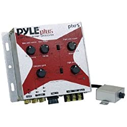 PYLE PLXR5 2-Way Electronic Crossover Network With Remote Subwoofer Level Control