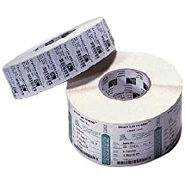 Zebra Z-Select 4000T Label. 14PK Z-SELECT 4000T TT LABELS 1.5IN X 1IN 5180 LABLS/ROLL BP-SP. 1.5' Width x 1' Length - 5180/Roll - 3' Core - 14 / Case - White