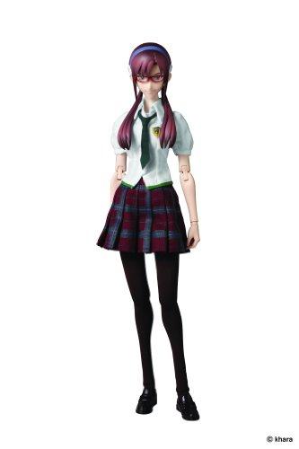 Medicom Evangelion: 2.0 You Can (Not) Advance: Mari Real Action Hero (School Uniform Version)