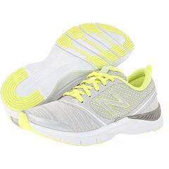 888098214116 - New Balance Women's 711 Heather Cross-Training Shoe,Grey/Yellow,11 B US carousel main 6
