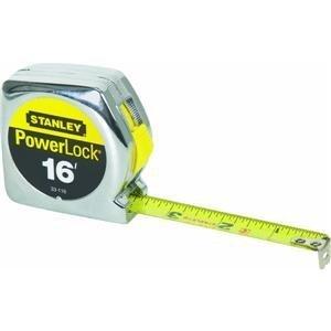 Stanley 33-116 16-Foot Powerlock Tape Rule front-932087