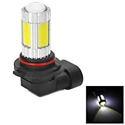 See HJ-M1307 9006 13.5W 4xCOB LED + 1xCree XP-E 1250lm 6000K White Light LED for Car Light - (DC12~30V) Details