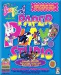 Lisa Frank Paper Play Studio