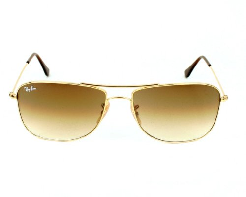 Gold Frame Ray Bans « One More Soul