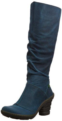 El Naturalista Womens Dome Egeo Slouch Boots N772 5 UK, 38 EU